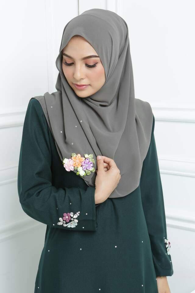 tudung dan shawl murah 5