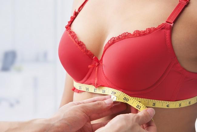 Cara berkesan besarkan payudara selepas menyusu 2