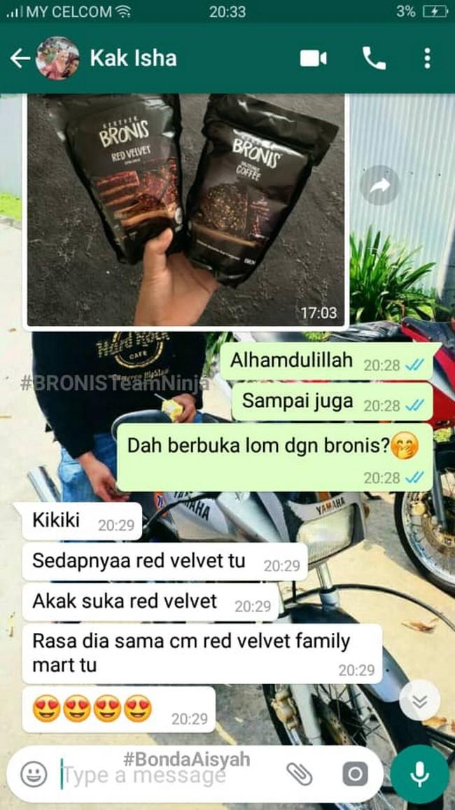 Beli Brownies Sedap Kuala Lumpur