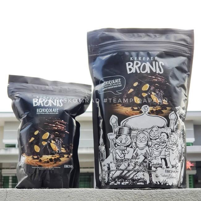 Beli Brownies Sedap Lembah Klang