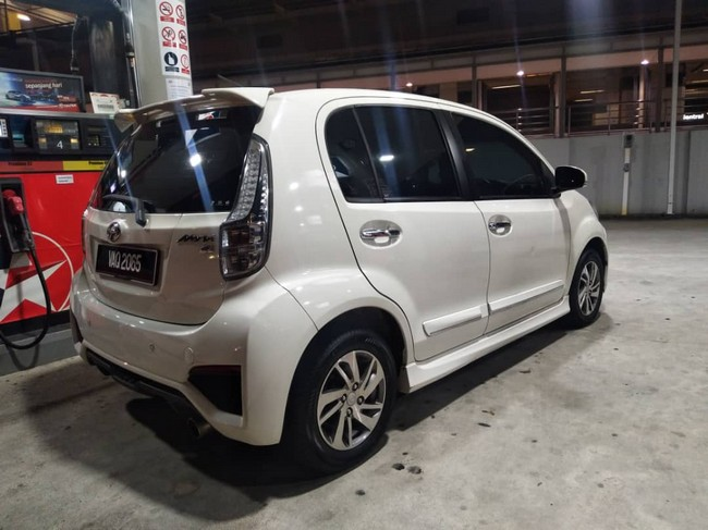 Car Rental Gombak Wangsa Maju