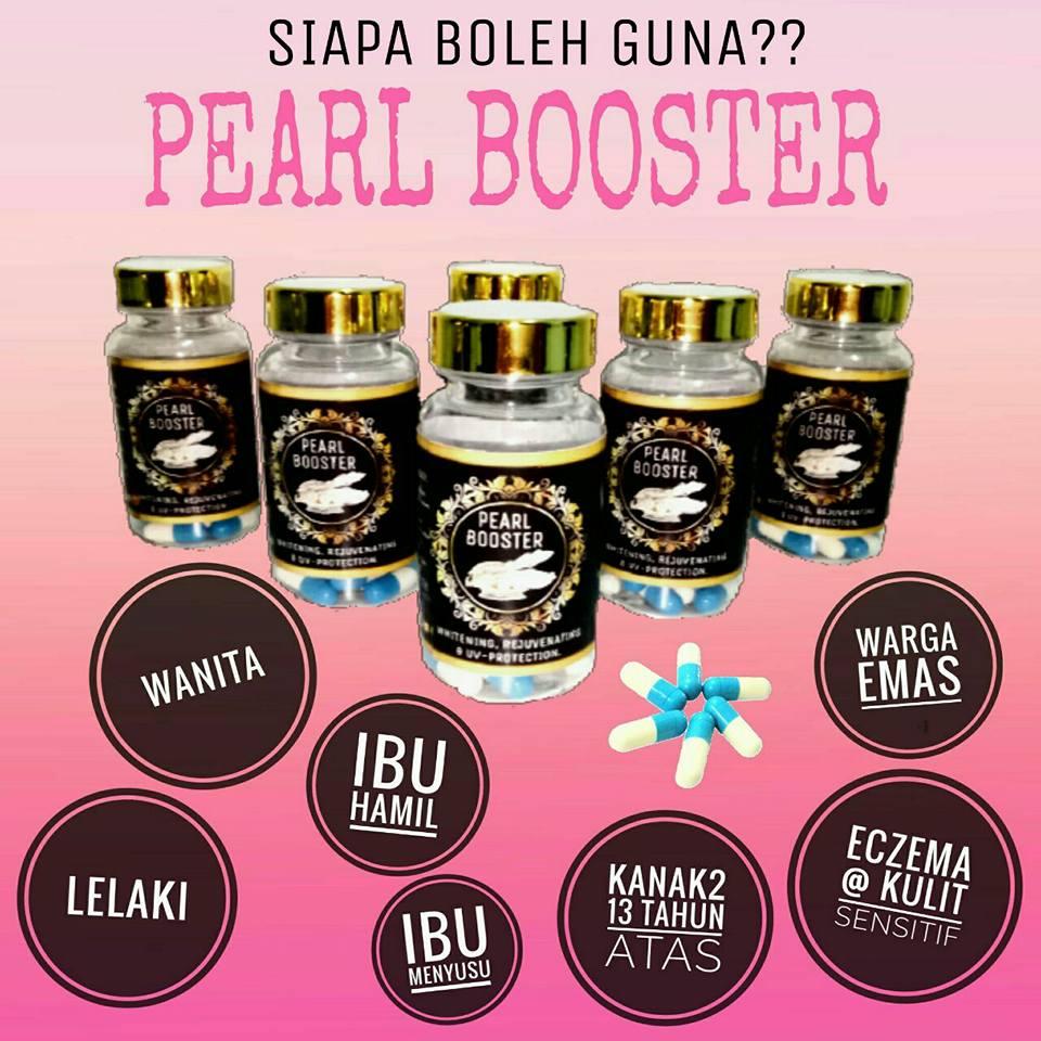 Harga Pearl Booster Murah