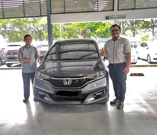 Promosi Kereta Honda Bermutu Tinggi