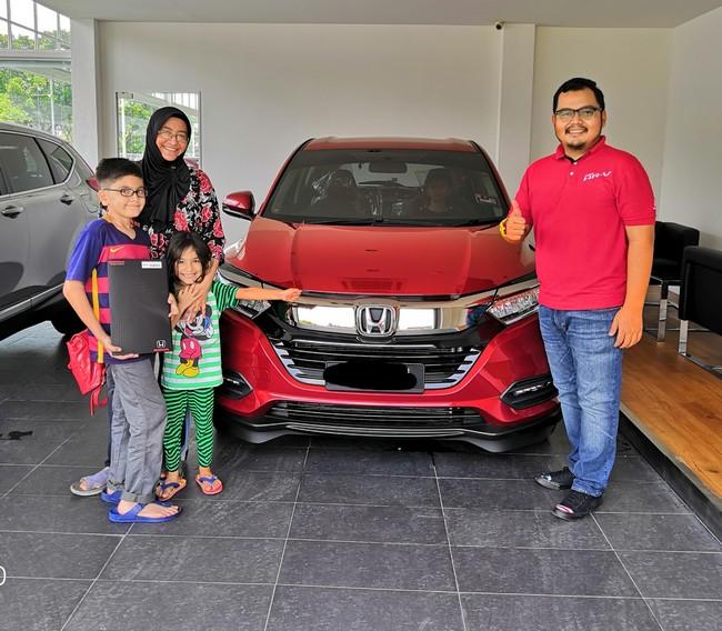 Promosi Kereta Honda Bermutu