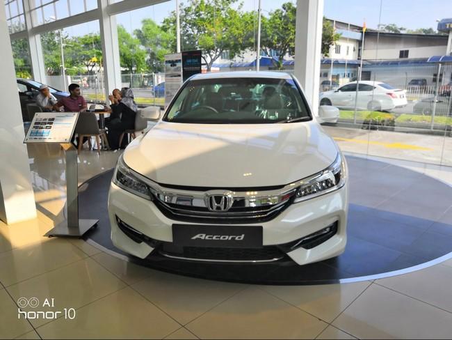Promosi Kereta Honda Hebat