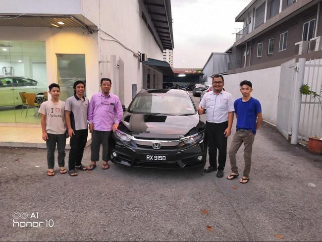 Promosi Kereta Honda KL