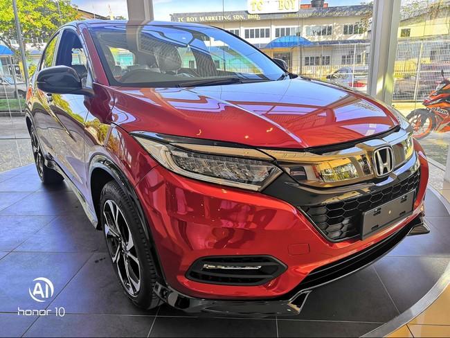 Promosi Kereta Honda Rebat