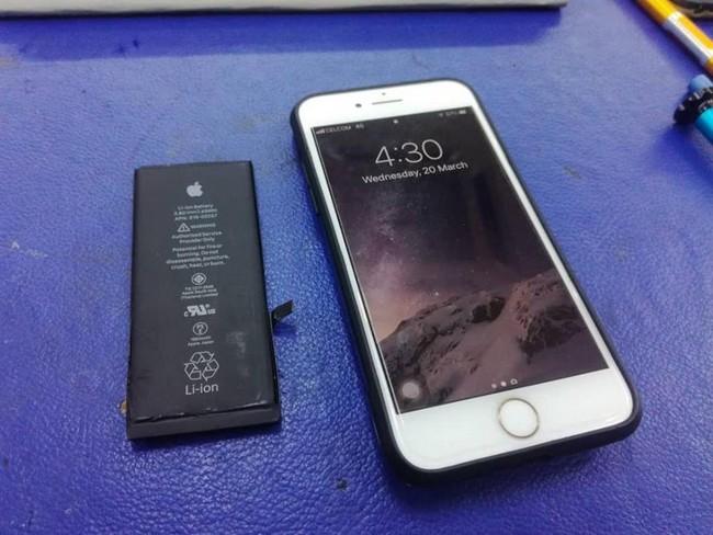 Repair Phone Murah Nilai 30 Minit