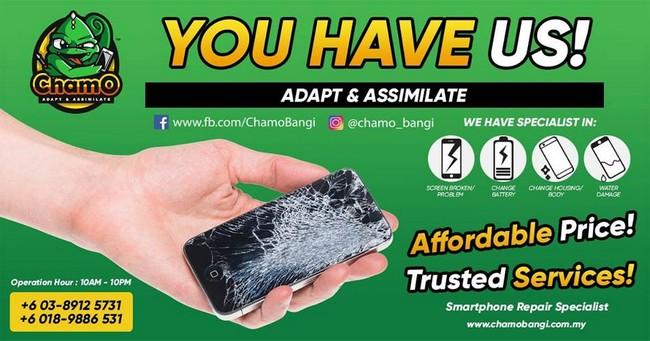 Repair Phone Murah Nilai Mudah