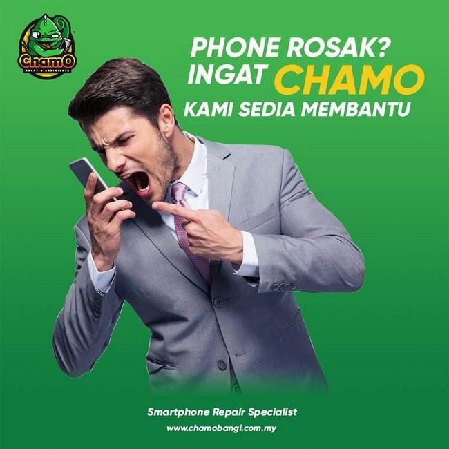 Repair Phone Murah Nilai Secepat 30 Minit