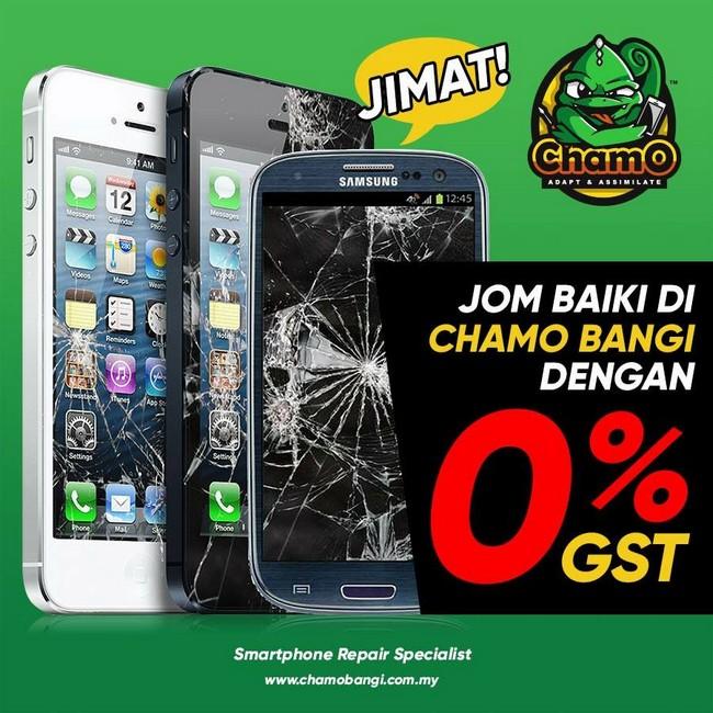 Repair Phone Murah Nilai Tanpa GST
