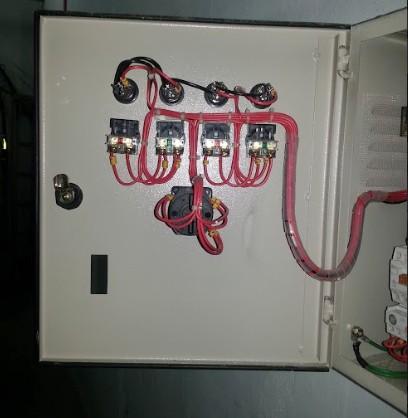 Servis Elektrikal, Pendawaian Dan Pemasangan Lampu Dikenali Ramai
