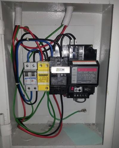 Servis Elektrikal, Pendawaian Dan Pemasangan Lampu Malaysia