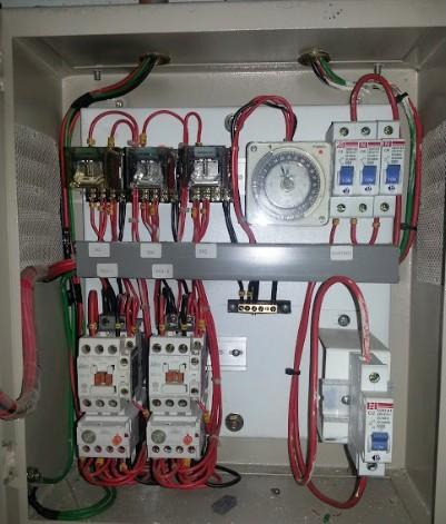 Servis Elektrikal, Pendawaian Dan Pemasangan Lampu Sempena Raya