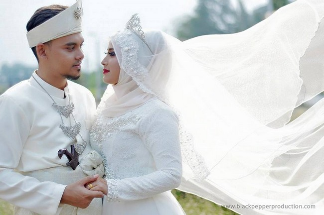 Sewa Baju Nikah dan Sanding Murah Di Johor Bahru