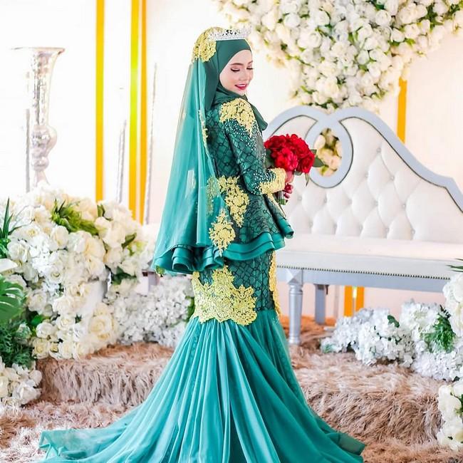 Sewa Baju Nikah dan Sanding Murah Di Johor Cantik