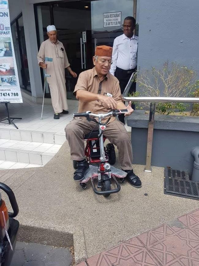 Kerusi Roda Murah Selamat dan Selesa