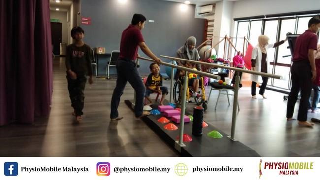 Pusat Fisioterapi Wangsa Melawati Berpatutan