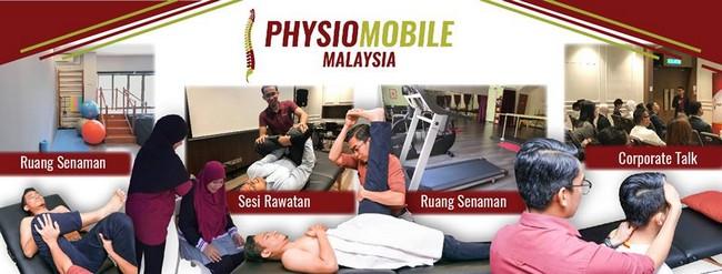 Pusat Fisioterapi Wangsa Melawati Menyihatkan