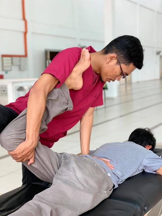 Pusat Fisioterapi Wangsa Melawati Terbaik