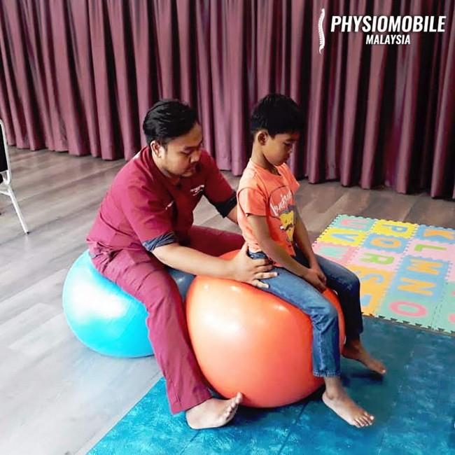 Pusat Fisioterapi Wangsa Melawati di Malaysia