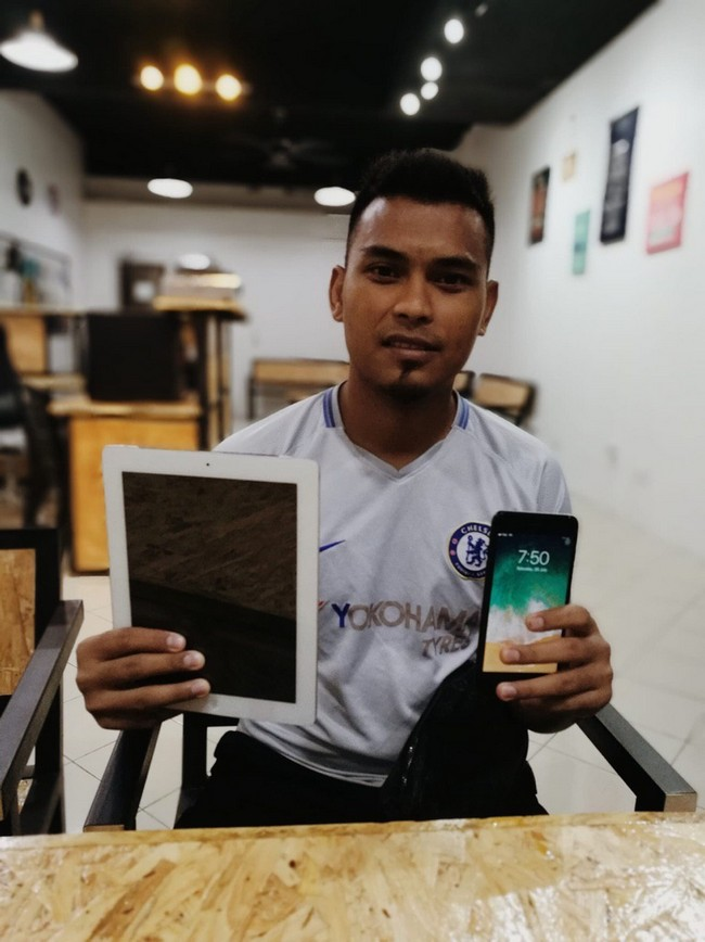 Repair Iphone Murah Di Alor Setar Bandar