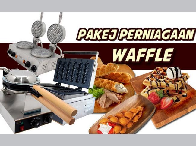 Perniagaan Waffle Kiosk 2019 2020