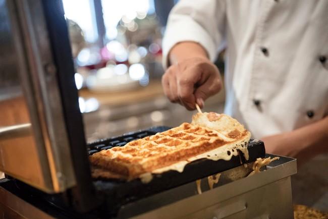 Perniagaan Waffle Kiosk Berkualiti