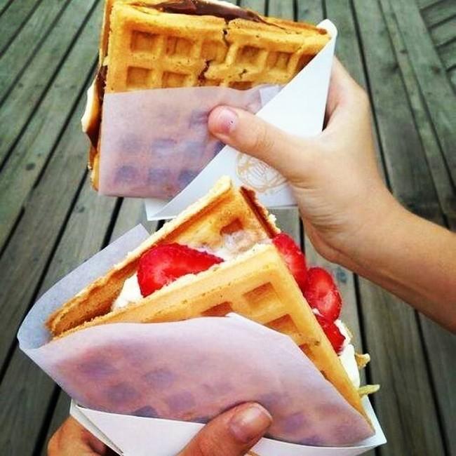 Perniagaan Waffle Kiosk Terbaik