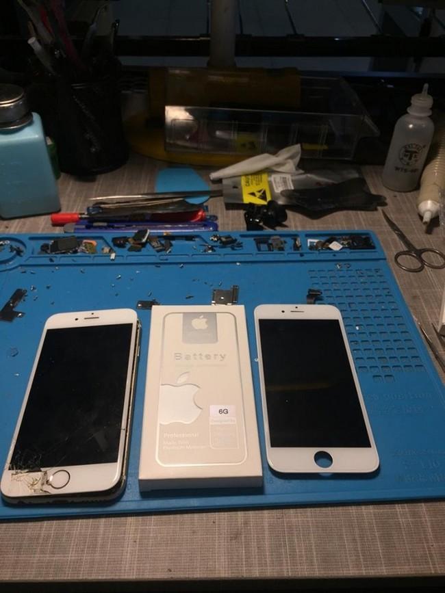 Repair iPhone di Padang Jawa 2019 2020