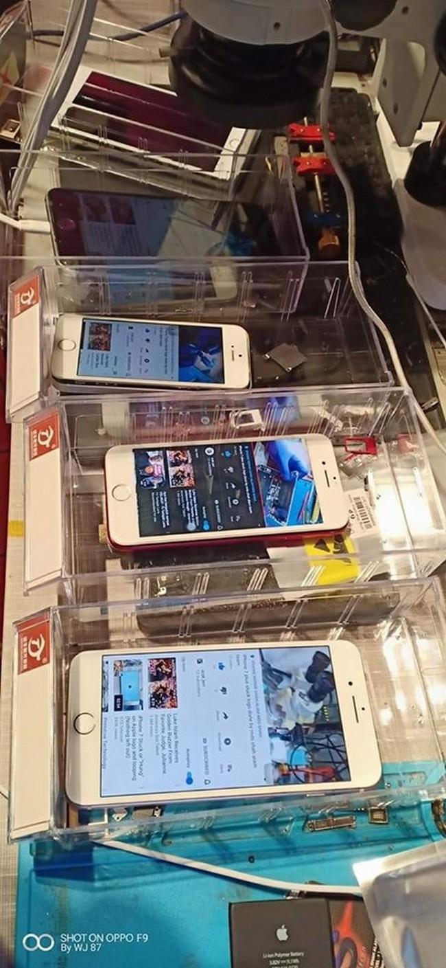 Repair iPhone di Padang Jawa Berbaloi