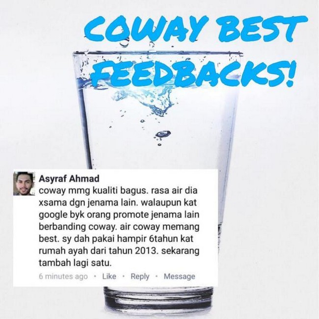 Agent Coway KL 2019 2020