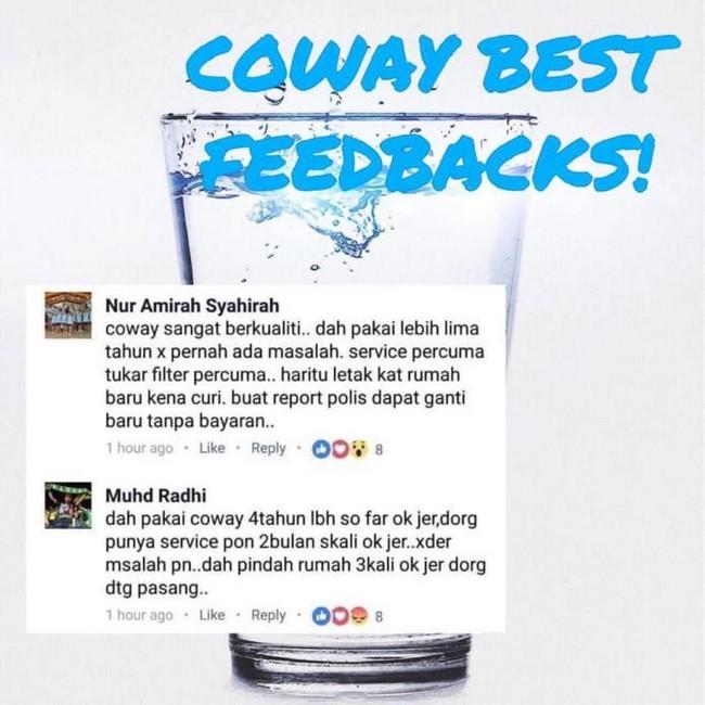 Agent Coway KL Padu