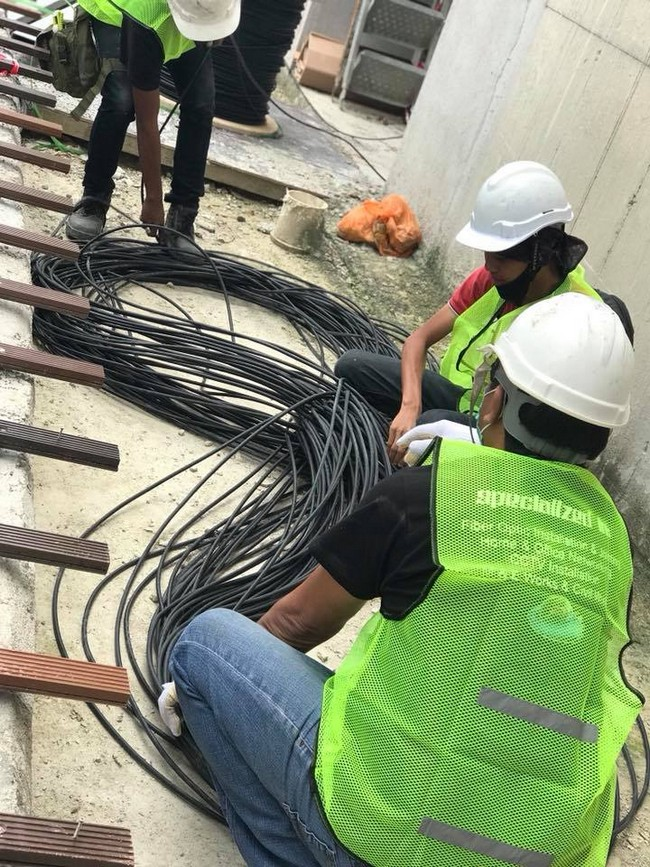 Fiber Optic Cable Supplier In Kuala Lumpur Power