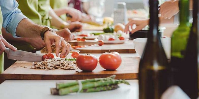 Kursus Masakan Komersial Dari Dato' Chef Li 2019