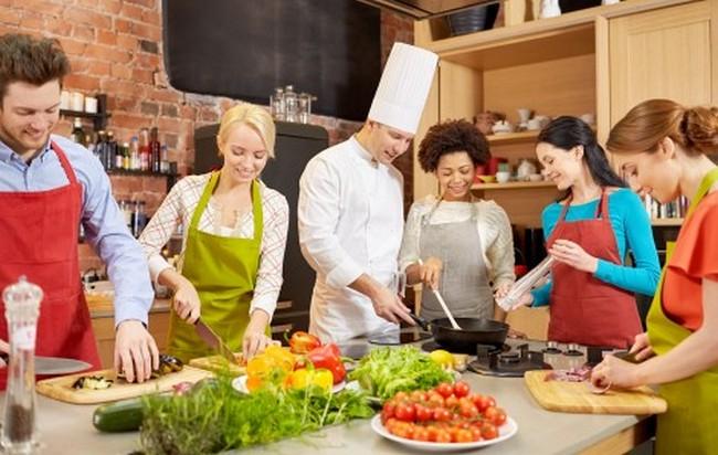 Kursus Masakan Komersial Dari Dato' Chef Li Mudah