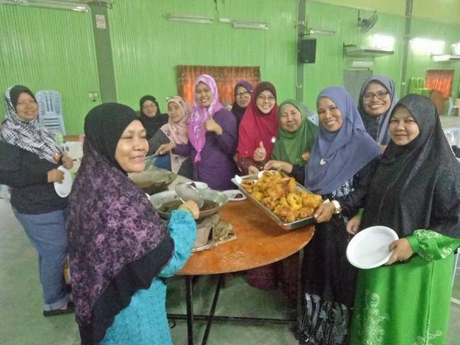 Kursus Masakan Komersial Dari Dato' Chef Li Senang Faham