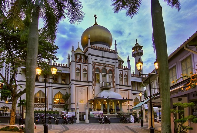 Private Tour Halal Singapore KL