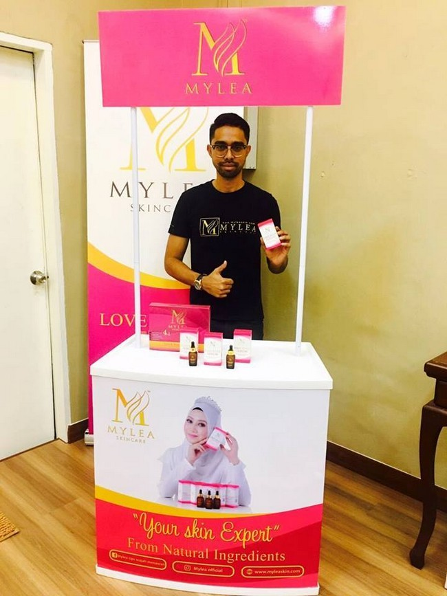 Pvc Promotion Counter & Design Selangor Ohsem