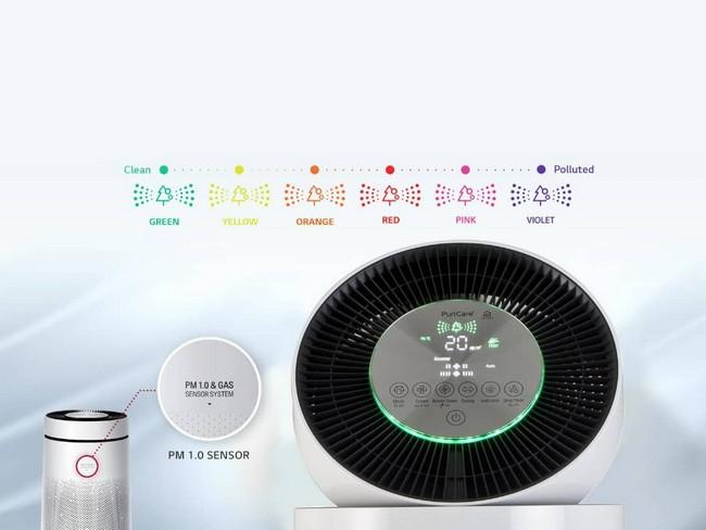 Promosi Penapis Air LG Puricare 2019 2020