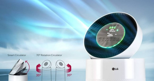 Promosi Penapis Air LG Puricare Terbaik