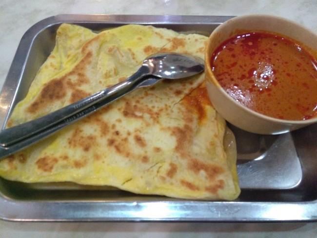 Roti Canai di Kelantan Terbaik