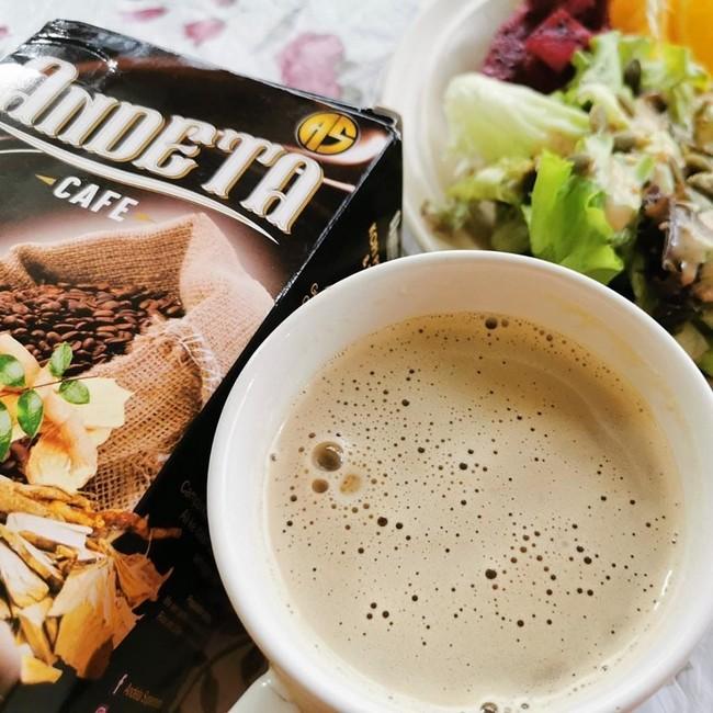 Andeta Cafe Kopi 2019 2020