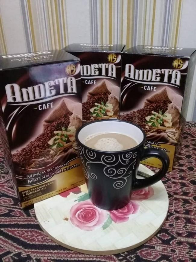 Andeta Cafe Kopi Sedap