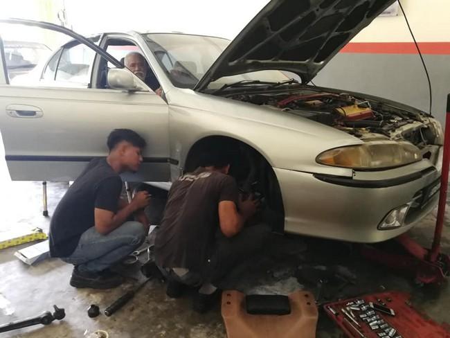 Repair Kereta Murah di Kuantan 2019