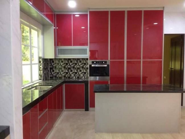 Servis Buat Kabinet Dapur Murah dan Berkualiti di Selangor Padu