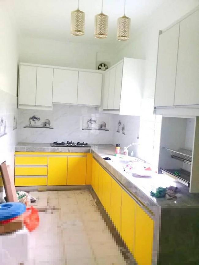 Servis Buat Kabinet Dapur Murah dan Berkualiti di Selangor Terpaling Baik