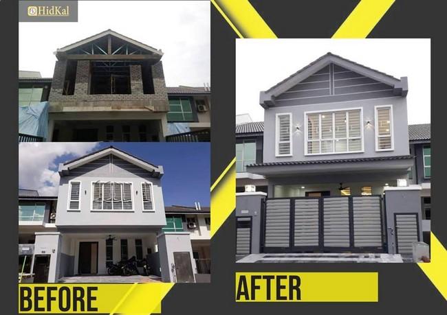 Servis Buat Kabinet Dapur Murah dan Berkualiti di Selangor Terpaling Hebat