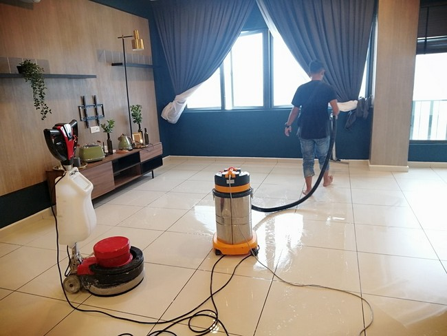 Cuci Karpet di Petaling Jaya Power