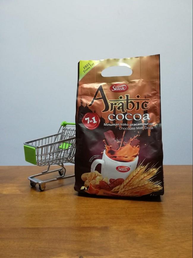 Promosi Kopi Arabica Di Pasaran